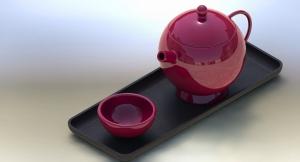 tea-holder-70mm-yellow-black-red-wine